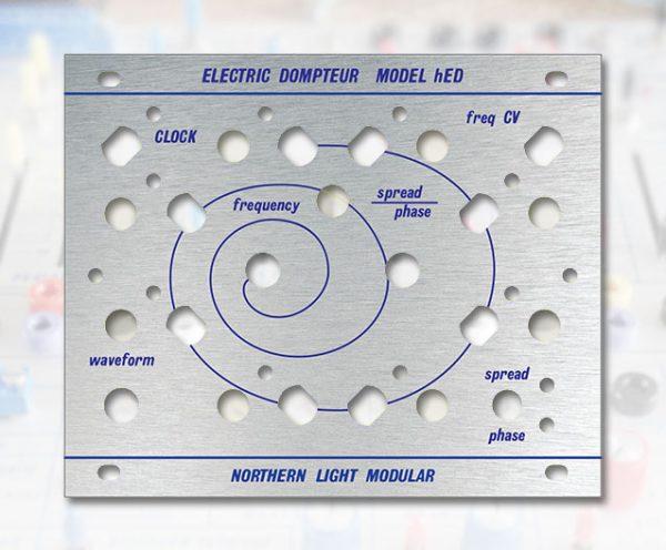 Classic Oscillator Model hCO - DIY - Northern Light Modular