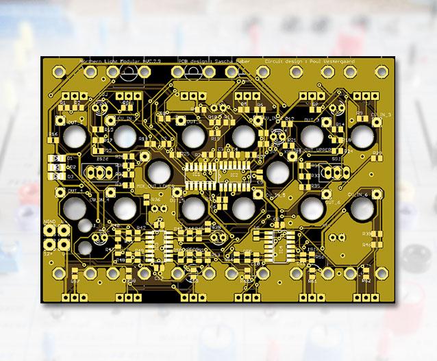 Voltage Circus Model hVC - DIY kit