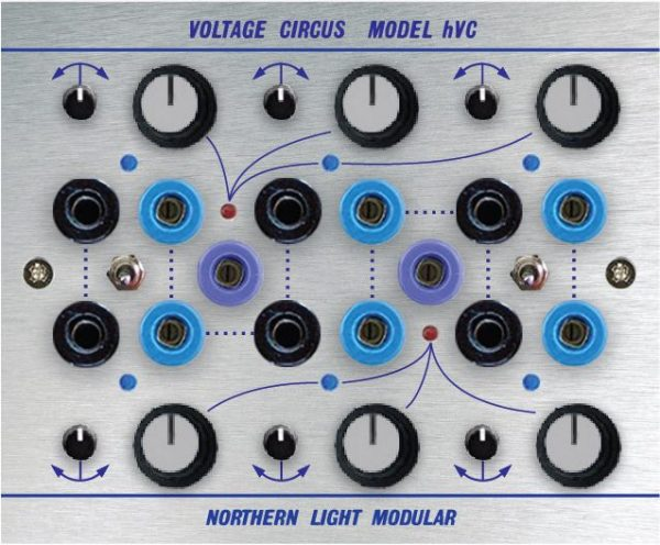 Northern Light Modular Voltage Circus Model hVC