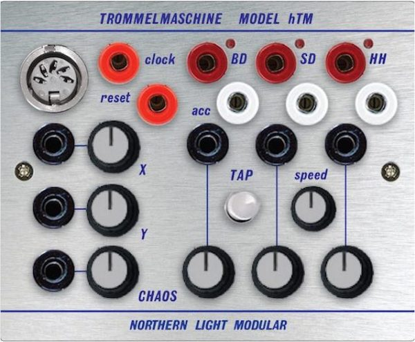 Northernlight modular Trommelmaschine Model hTM